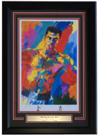 """Leroy Neiman """"The Greated"""" 17x24 Custom Framed Print Display at PristineAuction.com"""