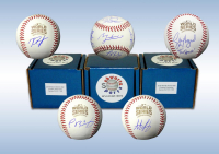 Chicago Cubs Signed Mystery Box 2016 World Series Baseball Limited to 108 (Pristine Exclusive – Series 5) – **Grand Prize TEAM Signed World Series Baseball**