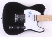 """Mike Campbell Signed 39"""" Electric Guitar  (PSA COA)"""