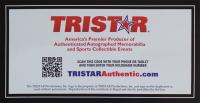 Tom Brady Signed 35x43 Custom Framed Jersey (TriStar Hologram) at PristineAuction.com