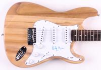 "Randy Meisner Signed 38"" Huntington Electric Guitar (PSA COA)"
