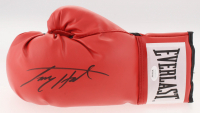 Larry Holmes Signed Everlast Boxing Glove (JSA COA)