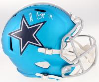 Amari Cooper Signed Dallas Cowboys Full-Size Speed Helmet (Beckett COA)