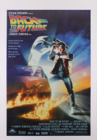 """""""Back to The Future"""" 24x36 Movie Poster"""