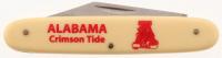 Vintage Alabama Crimson Tide Pocket Knife at PristineAuction.com