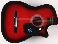 """Brad Paisley Signed 38"""" Acoustic Guitar (JSA COA)"""