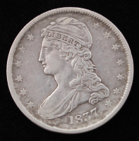 1837 50¢ Capped Bust Half Dollar