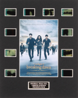 """The Twilight Saga: Breaking Dawn – Part 2"" LE 8x10 Custom Matted Original Film / Movie Cell Display at PristineAuction.com"