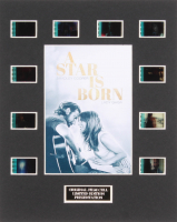 """A Star is Born"" LE 8x10 Custom Matted Original Film / Movie Cell Display"