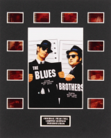 """The Blues Brothers"" LE 8x10 Custom Matted Original Film / Movie Cell Display"