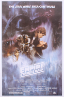 """""""Star Wars: The Empire Strikes Back"""" 27x40 Movie Poster"""