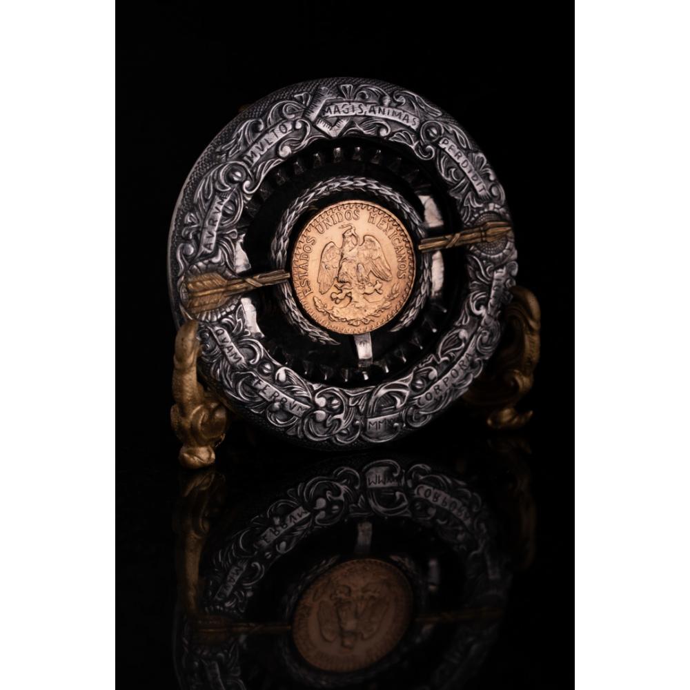 ROMAN BOOTEEN COIN ART - Online Sports Memorabilia Auction