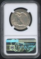 1942 50¢ Walking Liberty Silver Half Dollar - Proof (NGC PF 60) at PristineAuction.com