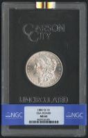 1882-CC $1 Morgan Silver Dollar (NGC MS 64) at PristineAuction.com
