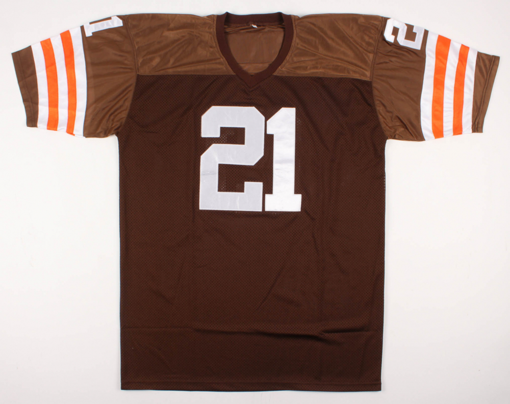 f895e90fc Eric Metcalf Signed Clevland Browns Jersey (PSA Hologram) at  PristineAuction.com