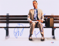 "Tom Hanks & Robin Wright Signed ""Forrest Gump"" 11x14 Photo (PSA LOA)"