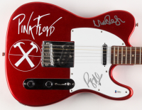 "Roger Waters & Nick Mason Signed ""Pink Floyd"" Galveston 39"" Electric Guitar (Beckett Hologram & JSA ALOA)"