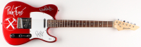 "Roger Waters & Nick Mason Signed ""Pink Floyd"" Galveston 39"" Electric Guitar (Beckett Hologram & JSA ALOA) at PristineAuction.com"
