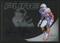 2014 Leaf Trinity Pure Autographs Charcoal #PRS1 Ryan Shazier