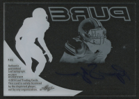 2014 Leaf Trinity Pure Autographs Charcoal #PRS1 Ryan Shazier at PristineAuction.com