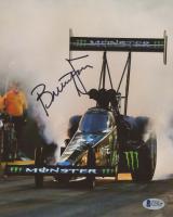 Brittany Force Signed 8x10 Photo (Beckett COA)