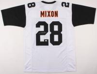Joe Mixon Signed Cincinnati Bengals Jersey (JSA COA)