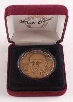 LE 1999 Michael Jordan Commemorative Solid Bronze Medallion