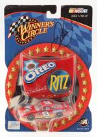 Dale Earnhardt Jr. Signed 2002 Winner's Circle Oreo / Ritz 1:64 Die Cast Car with Original Packaging (JSA COA)