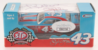 Richard Petty Signed LE #43 STP 50th Anniversary 1975 Charger 1:64 Scale Die Cast Car (JSA COA)