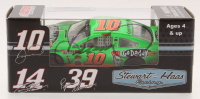 Danica Patrick Signed LE #10 GoDaddy.com 2013 SS 1:64 Scale Die Cast Car (JSA COA)
