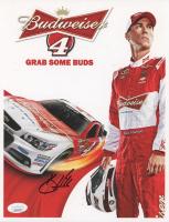 Kevin Harvick Signed NASCAR 8.5x11 Print (JSA COA)