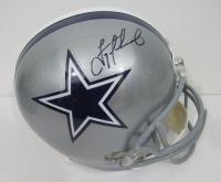 Troy Aikman Signed Dallas Cowboys Full-Size Helmet (JSA COA)
