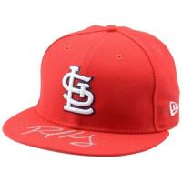 Paul Goldschmidt Signed St. Louis Cardinals Hat (Fanatics Hologram) at PristineAuction.com