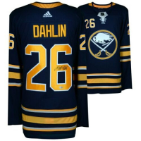 Rasmus Dahlin Signed Buffalo Sabres Jersey (Fanatics Hologram) at PristineAuction.com