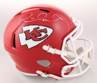 Patrick Mahomes Signed Kansas City Chiefs Full-Size Speed Helmet (PSA COA)