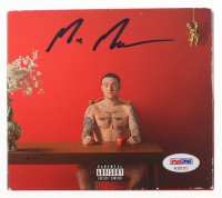 "Mac Miller Signed ""Watching Movies with the Sound Off"" CD Album Case (PSA COA)"