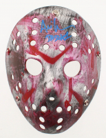 "Ari Lehman Signed Jason ""Friday the 13th"" Mask Inscribed ""Jason 1"" (Filterman Sports Hologram)"