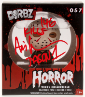 "Ari Lehman Signed Jason Voorhees #57 Funko Dorbz Horror Vinyl Figure Inscribed ""146 Kills"" & ""Jason 1"" (PA COA)"