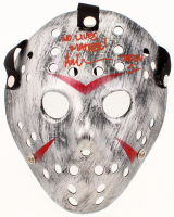 "Ari Lehman Signed ""Friday the 13th"" Jason Voorhees Mask Inscribed ""No Lives Matter!"" & ""Jason 1"" (PA COA) at PristineAuction.com"