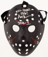 "Ari Lehman Signed ""Friday the 13th"" Jason Voorhees Mask Inscribed ""Kill Count: 146!"" & ""Jason 1"" (PA COA) at PristineAuction.com"