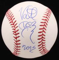 "Vanilla Ice Signed OML Baseball Inscribed ""2015"" (JSA COA)"
