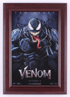 """Venom"" 14.5x20.5 Custom Framed Movie Poster Display"