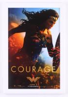 """Wonder Woman"" 12.5x18.5 Custom Framed Movie Poster Display"