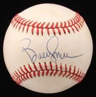 Bobby Murcer Signed OAL Baseball (JSA COA)