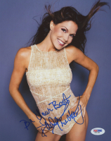 "Paula Trickey Signed 8x10 Photo Inscribed ""Be Your Best"" (PSA COA)"