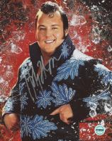 The Honky Tonk Man Signed WWF 8x10 Photo (Fiterman Sports Hologram)