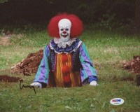"""Tim Curry Signed """"It"""" 8x10 Photo (PSA COA) at PristineAuction.com"""