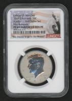 2019 50¢ Kennedy Silver Half Dollar - Enhanced Reverse Proof (NGC PF 69)