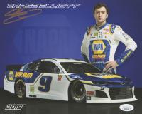 Chase Elliott Signed NASCAR 8x10 Hero Card (JSA COA)