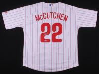 Andrew McCutchen Signed Philadelphia Phillies Jersey (Beckett COA)